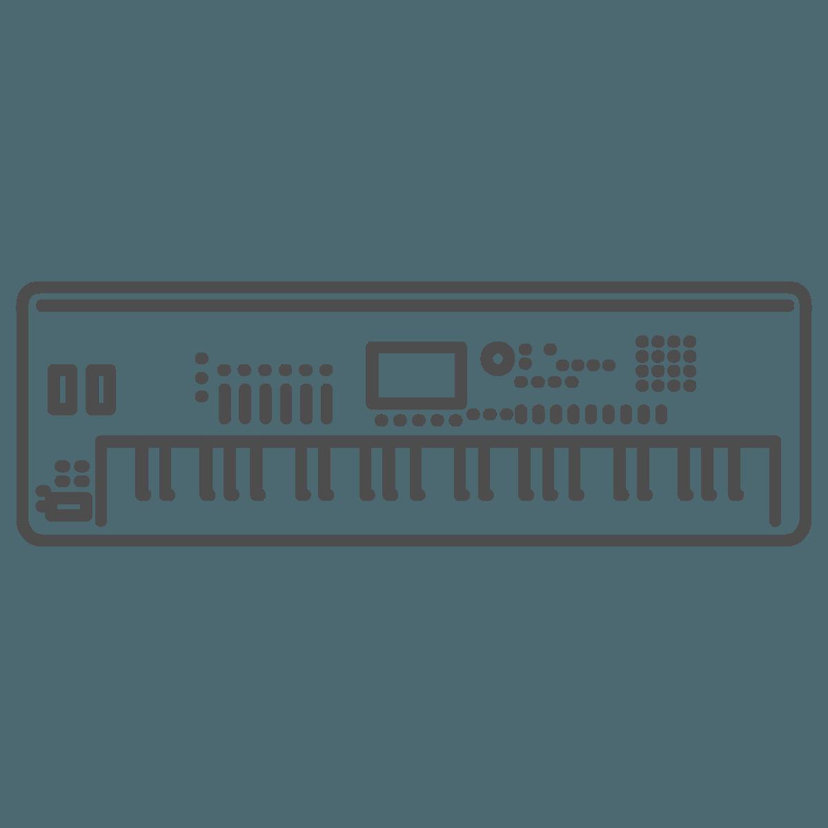 88-key Workstations