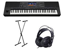 Yamaha PSR-SX700 Arranger Keyboard Pakkeløsning