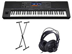 Yamaha PSR-SX900 Arranger Keyboard Pakkeløsning