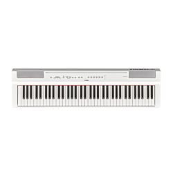 Yamaha P-121 Hvid Digital Piano