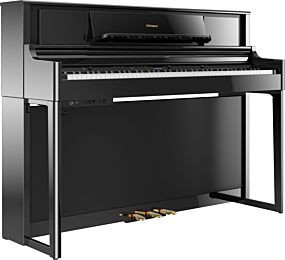 Roland LX-705 Blank Sort Digital Piano