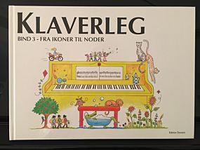 Klaverleg - Fra ikoner til noder