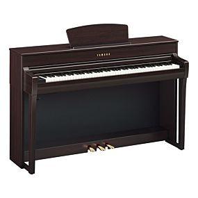 Yamaha CLP-735 Rosentræ Digital Piano