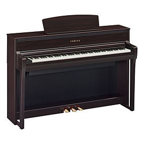 Yamaha CLP-775 Rosentræ Digital Piano