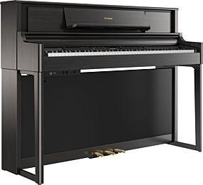 Roland LX-705 Charcoal Black Digital Piano