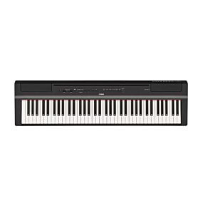 Yamaha P-121 Sort Digital Piano