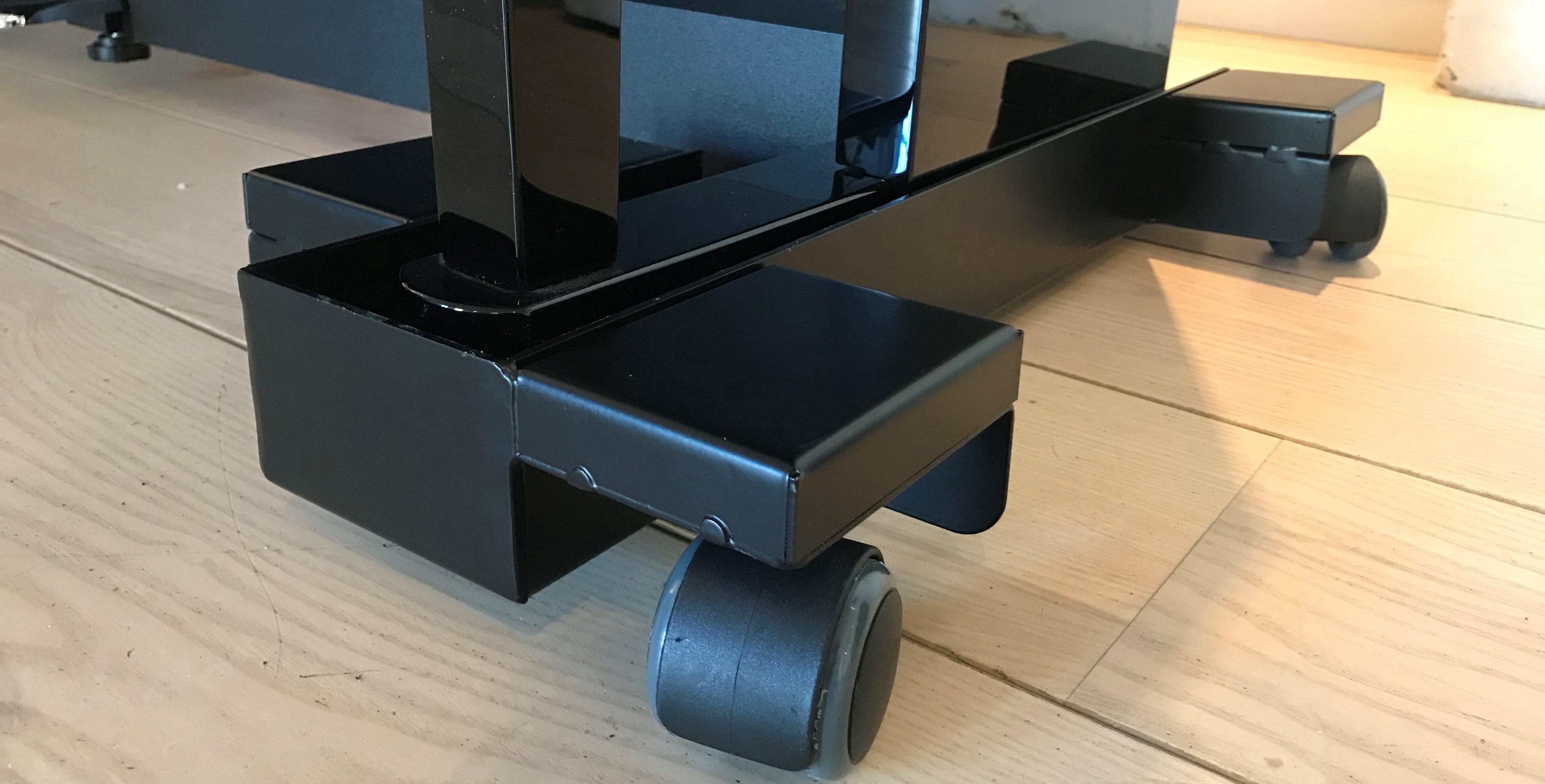 Hjul til digitalpiano
