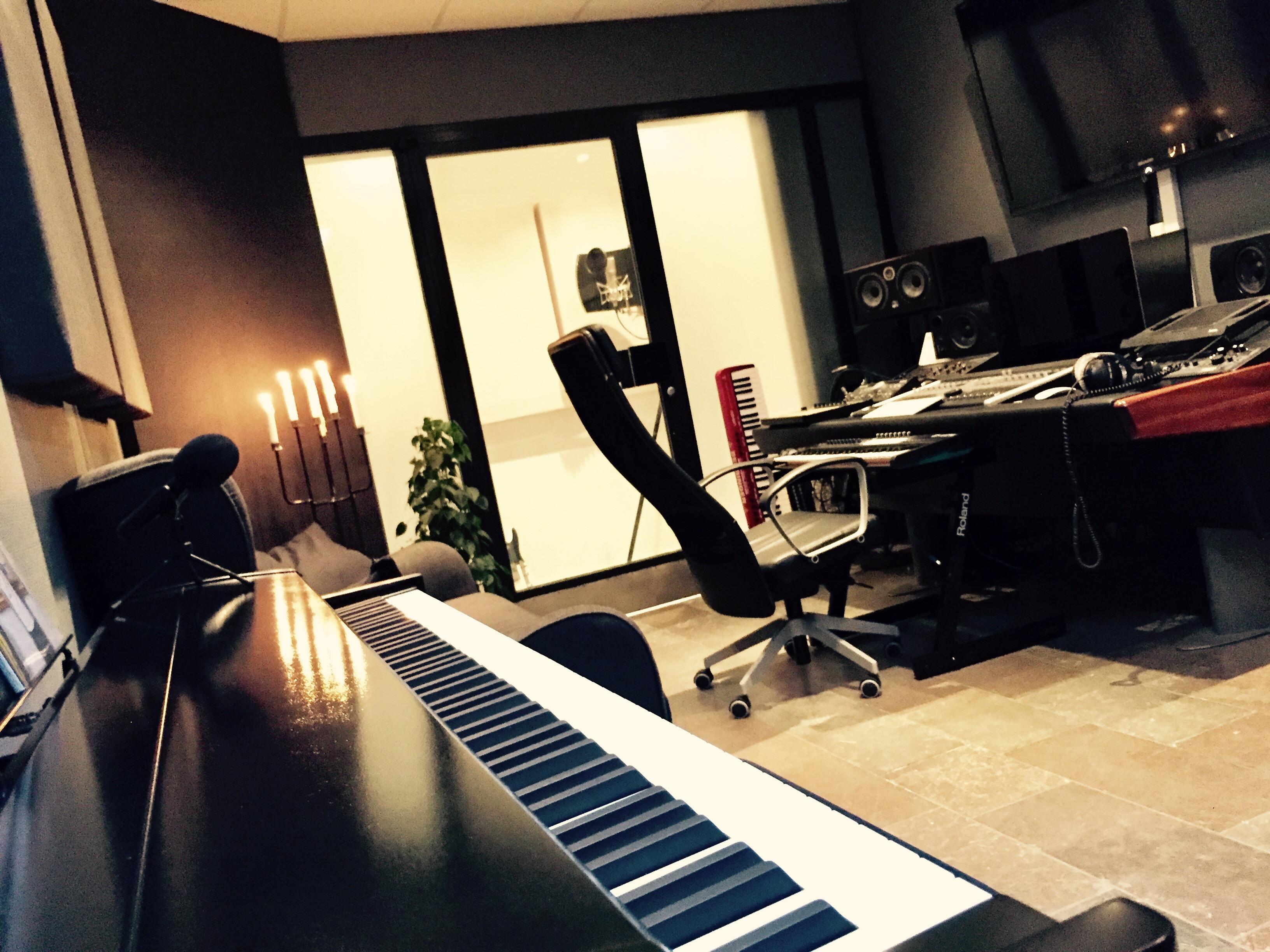 Copenhagen Records og deres nye studie