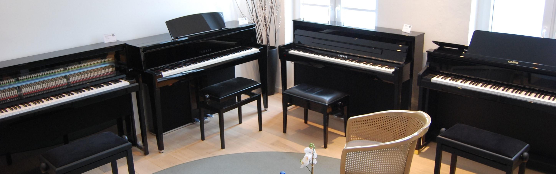 Fremtidens pianobutik