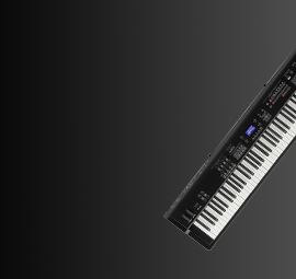 Stage-pianos