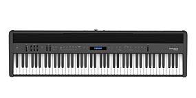 Roland FP-60X Svart Digital Piano