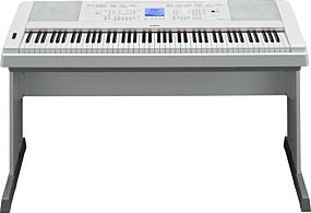 Yamaha DGX-660 Portable Grand White Digital Piano