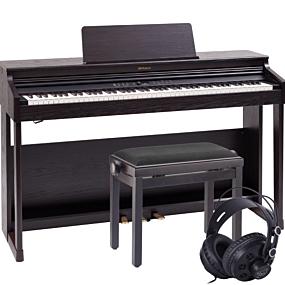 Roland RP-701 Rosentre Digital Piano Pakkeløsning
