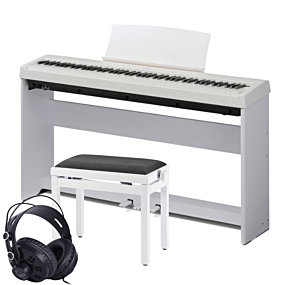 Kawai ES-110 Hvit Digital Piano Pakkeløsning