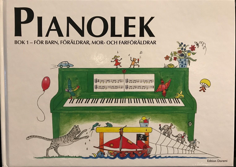 js Pianolek - För barn, föräldrar, mor- och farföräldrar