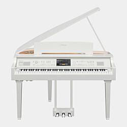 Yamaha CVP-809 Grand Piano Clavinova Polerad Vit