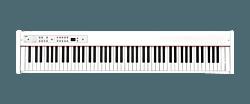 Korg D1 Stage Piano White