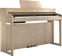 Roland HP-702 Ljus Ek Digital Piano