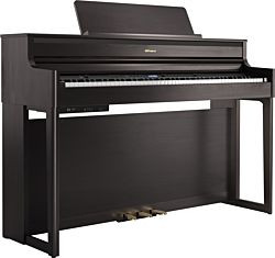 Roland HP-704 Rosenträ Digital Piano