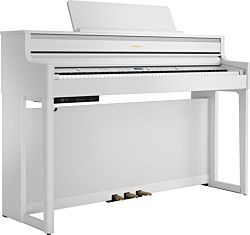 Roland HP-704 Vit Digital Piano