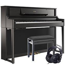 Roland LX-705 Charcoal Black Paket