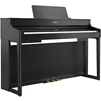 Roland HP-702 Charcoal Black Digital Piano