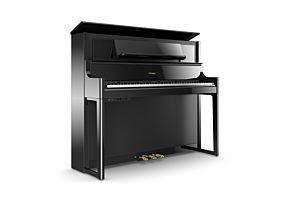 Roland LX-708 Polished Black Digital Piano