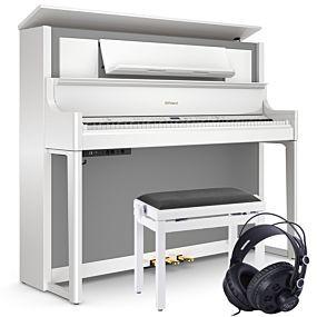 Roland LX-708 Polished White Paket