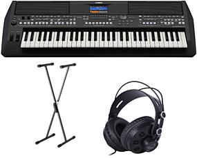 Yamaha PSR-SX600 Arranger Keyboard Paket