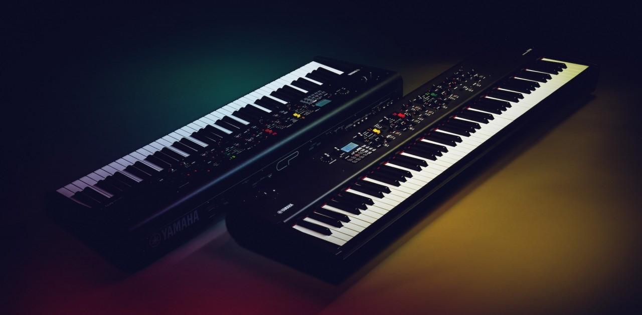 Ansluta Yamaha tangent bord Mac