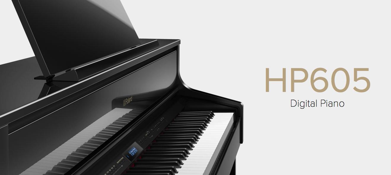 Roland HP-605