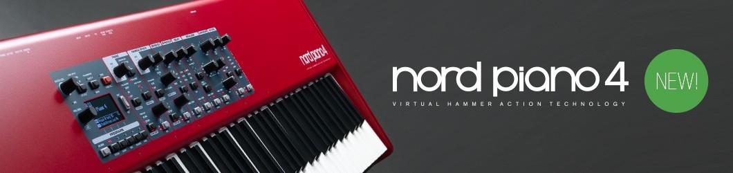 Nord Piano 4 nyhet 2018