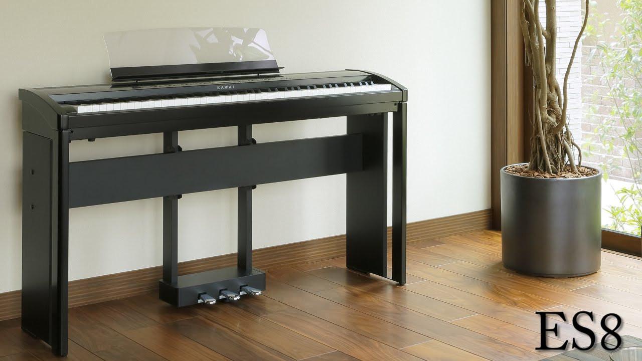 Kawai ES8: Kanske det bästa digitala pianot under 20.000 kr?