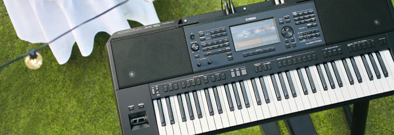 Yamahas nya PSR-SX Serie: PSR-SX700 och PSR-SX900