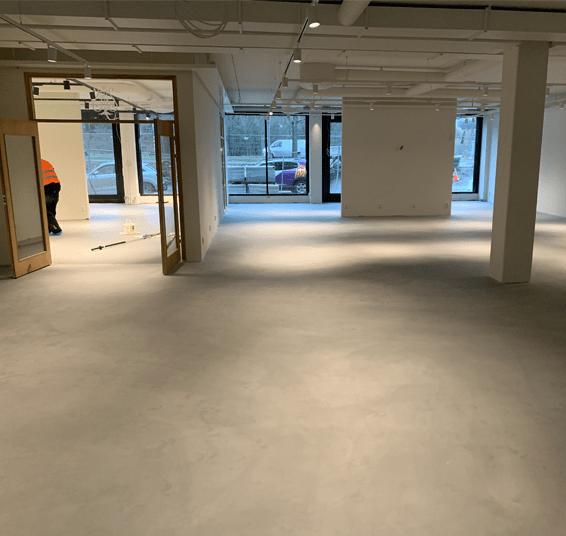 Ombygning Stockholm